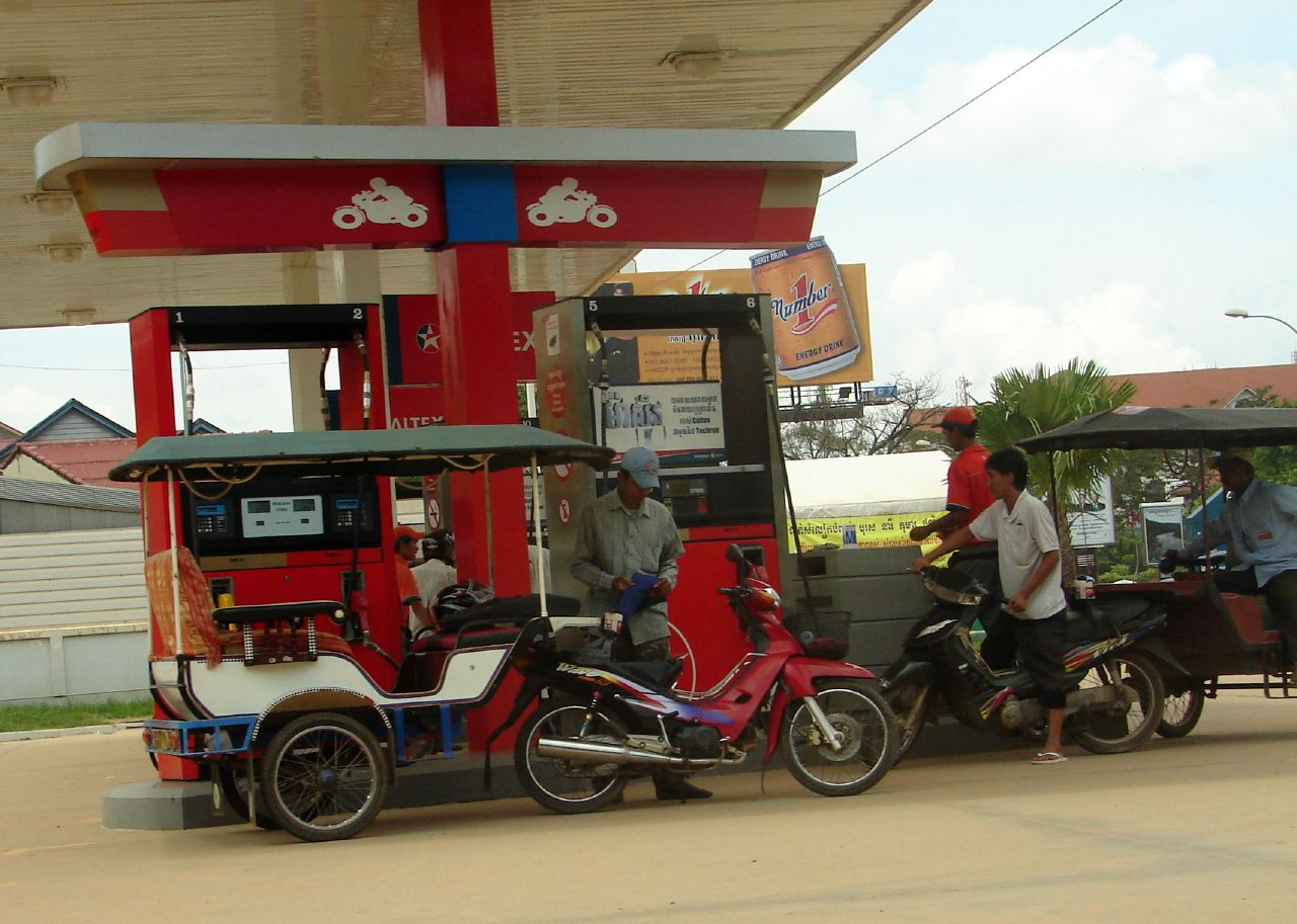 Energy for transport | Open Development Cambodia (ODC)