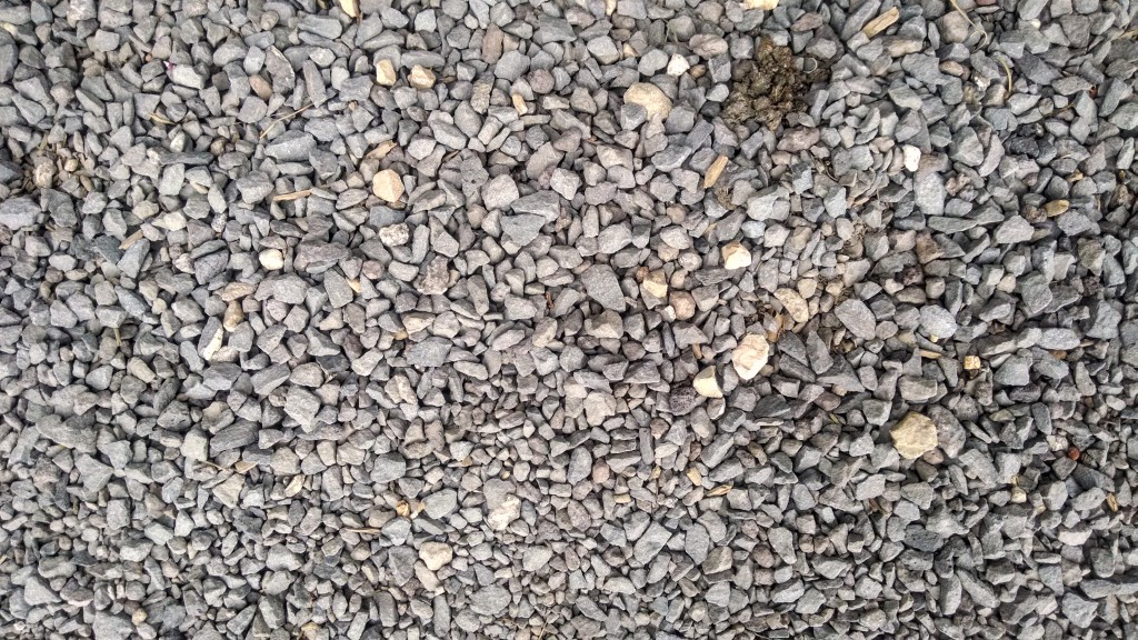 Image: Raw gravel by touch and see , taken on March 26, 2014. Creative common attribution: Attribution-ShareAlike 2.0 Generic (CC BY-SA 2.0)