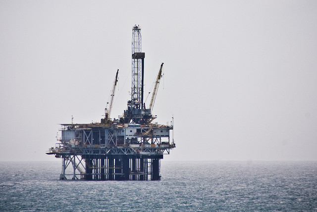 Off-shore oil and gas exploration and extraction | Open