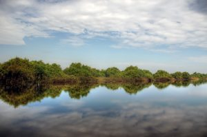 Tonle Sap lake reflections_Mariusz Kluzniak_January 1 2012(CC BY-NC-ND 2.0)