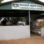 Rural energy cooperative in Cambodia