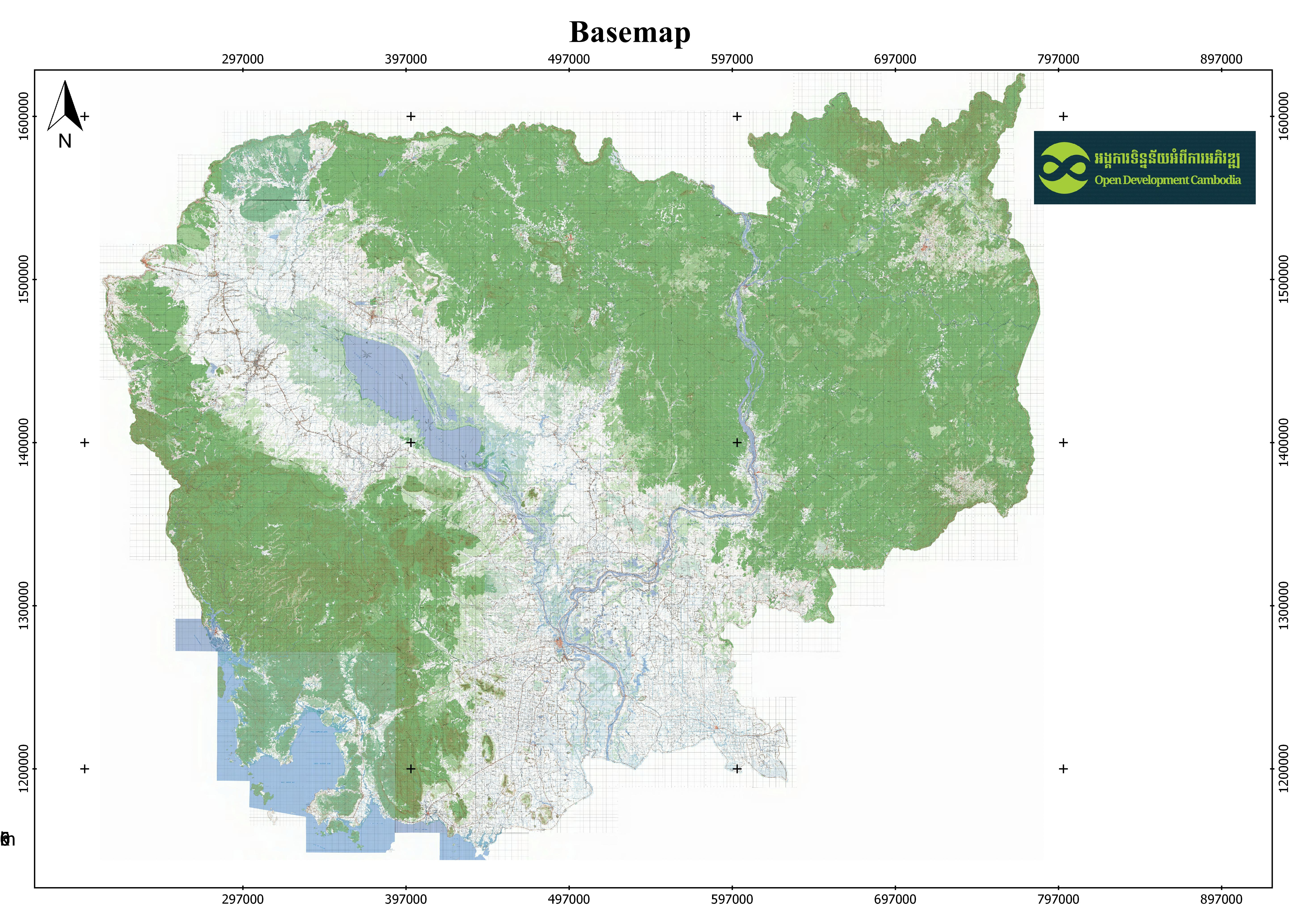 Basemap open development cambodia odc map catalogue gumiabroncs Gallery