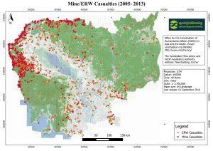 Mine-ERW-Casualties-(2005- 2013)