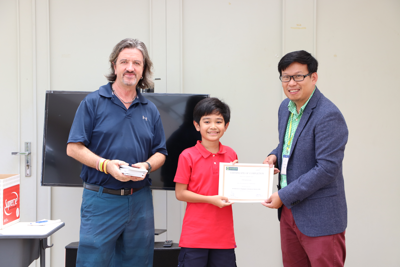 Liger meets Open Development Cambodia: Liger talents receive GIS